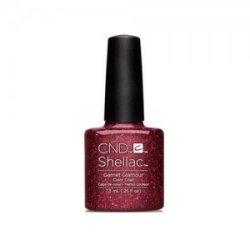 画像1: 【CND  】Shellacソークオフジェル・Garnet Glamour('16 Starstruckホリデーコレクション)  7.3ml