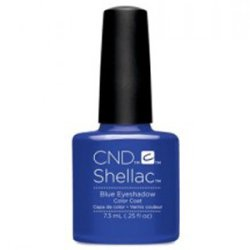 画像1: 【CND  】Shellacソークオフジェル・Blue Eyeshadow ('17 New Wave Springコレクション)  7.3ml