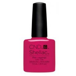 画像1: 【CND  】Shellacソークオフジェル・Pink Leggings ('17 New Wave Springコレクション)  7.3ml