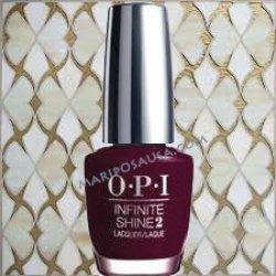 画像1: 【OPI 】 Infinite Shine-Raisin' the Bar