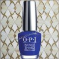 【OPI 】 Infinite Shine-Indignantly Indigo