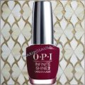 【OPI 】 Infinite Shine-Can't Be Beet