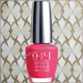 【OPI 】  Infinite Shine-From Here to Eternity