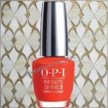 【OPI 】  Infinite Shine-No Stopping Me Now
