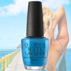 画像1: 【OPI】  Do You Sea What I Sea?  (Fiji '17 Spring コレクション)