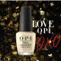 【OPI】 Gift of Gold Never Gets Old   ('17ホリデーLoveコレクション)
