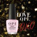 【OPI】  THE COLOR THAT KEEPS ON GIVING     ('17ホリデーLoveコレクション)