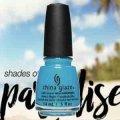 【 チャイナグレイズ】 Mer-Made For Bluer Waters  (Shades of Paradise'18サマーコレクション)
