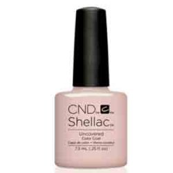 画像1: 【CND  】 Shellacソークオフジェル・Uncovered (Nude The Collection)  7.3ml