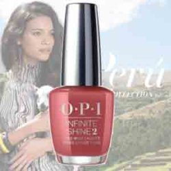 画像1: 【OPI 】 Infinite Shine-My Solar Clock is Ticking   (Peru コレクション)