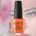 【OPI】 Tempura-ture is Rising!  ('19春 TOKYO コレクション)