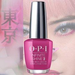 画像1: 【OPI 】 Infinite Shine-Hurry-juku Get this Color! ('19春 Tokyoコレクション)