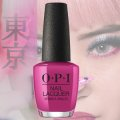 【OPI】 Hurry-juku Get this Color!  ('19春 TOKYO コレクション)