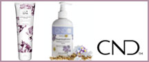CND lotion